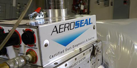 Aeroseal® Duct Sealing Services